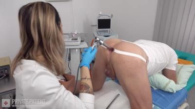 Private-Patient: Anal Exam - Part 3