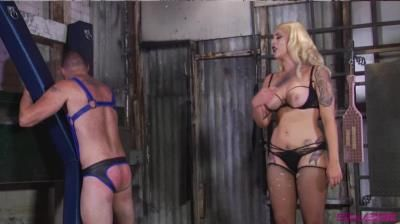 Severe Sex Films: Cock Hungry Slave Submits To His Mistress
