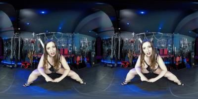 The English Mansion: Mistress Evilyne - Bottom Servitude - Vr - Part 1