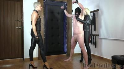 Femme Fatale Films: Divine Mistress Heather, The Hunteress - Brutal Busting - Super Hd - Part 1