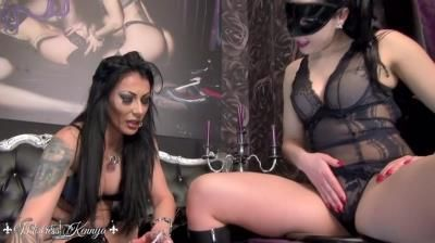Mistress Kennya: Mistress Gaia, Mistress Kennya - Introducing My Toilet Boy