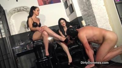 Dirty Dommes: Fetish Liza - A Fool For Our Louboutins