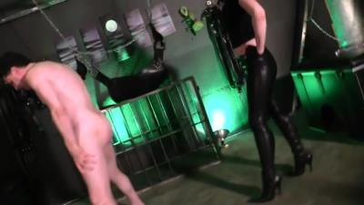 Cybill Troy Femdom Anti-Sex League: Ballbuster: Cybill Troy