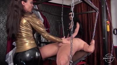 Kinky Mistresses: Mistress Susi, Lady Luciana - A Perfectly Ruined Orgasm