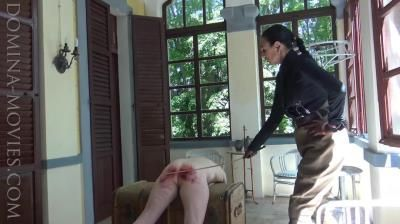 Madame Catarina: Cruelest Beauty - Safari Caning: Chapter Three