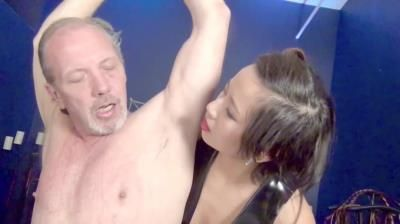 Asian Cruelty: Embrace The Agony Of My Single Tail Whip Starring Mistress Luc