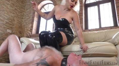 Femme Fatale Films: Mistress Fox - My Smoke In Your Face - Super Hd - Complete Film