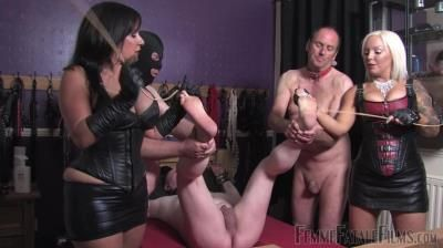 Femme Fatale Films: Miss Deelight, Mistress Real - Beating Soles - Super Hd - Complete Film