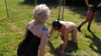 The English Mansion: Miss Marilyn, Mistress Inka - Wrath And Retribution - Part 2