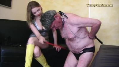 Young-Femdom- Brutal German Girls: Young Sexy Jule