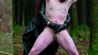 Mistress Lady Renee: Kicked Between The Trees