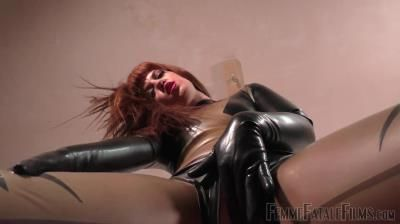Femme Fatale Films: Miss Zoe - Lusting Over Latex - Super Hd - Part 2