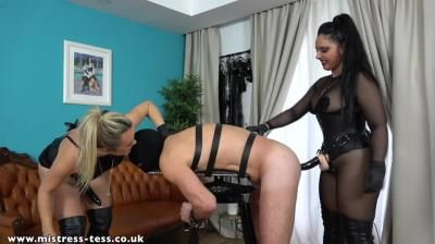 Mistress Tess Uk Clip Store: Double Dicked With Ezada Sinn