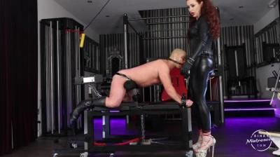 Kinky Mistresses: Mistress Lady Renne - Fucked Into All Holes