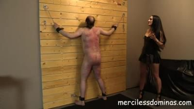 Merciless Dominas: Mistress Chloe - Mistress Chloes Slave Whipped