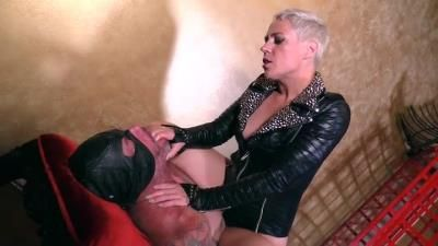 Cybill Troy Femdom Anti-Sex League: Domina Helena - Enslaved By Mistress Ass