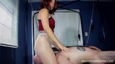Brat Perversions: Facesitting Fantasies - Big Ass And Nylons