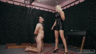 Cruel Punishments: Mistress Anette - Severe Femdom - Three Steps Of Humiliation - Part 3