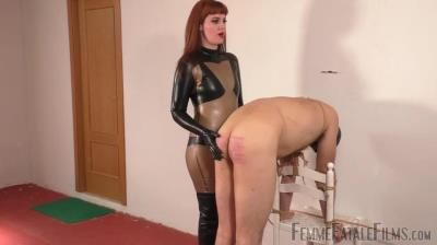 Femme Fatale Films: Cold Caning - Part 2. Sarring Miss Zoe