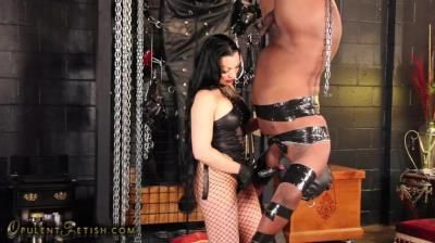 Goddess Cheyenne: Dangling Dick Sucker