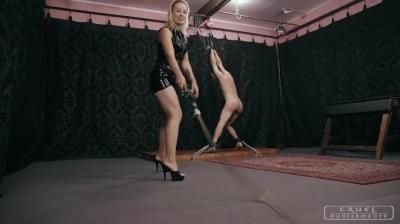 Cruel Punishments: Mistress Anette - Severe Femdom - Three Steps Of Humiliation - Part 2