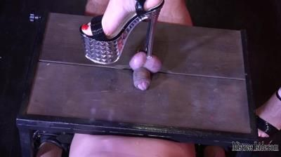 Mistress Iside: Cock In Perfect Agony
