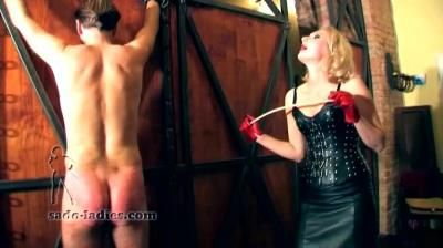 Sado Ladies Femdom Clips: Mistress Akella - Pay With Pain