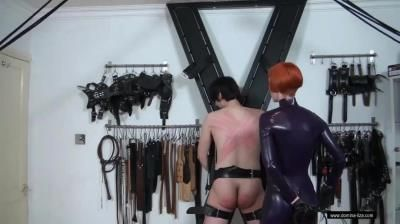 D L Femdom Productions: Domina Liza - Crying For The Whip