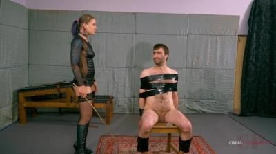 Cruel Punishments: Mistress Anette - Severe Femdom - Mighty Strokes Part3