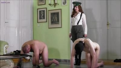 Owk: Madam Eris Martinet - The Other World Kingdom - Under My Whip And Cane