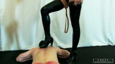 Cruel Punishments: Mistress Suzy, Lady Anette - Severe Femdom - Punished By Cruel Mistresses