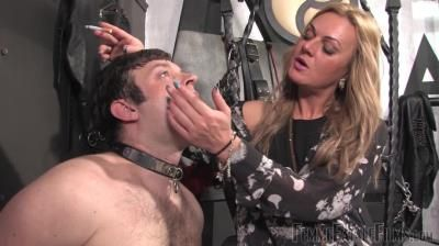 Femme Fatale Films: Mistress Athena - A Mouth For Butts - Super Hd - Complete Film