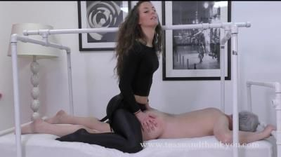 Tease And Thank You: Blake Tangent - Respect Your Mistresses