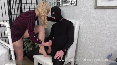 Tease And Thank You: Mandy Marx - How Easy Is A Pantyhose Boy