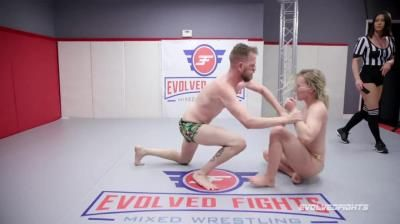 Evolved Fights: Riley Reyes Vs Chad Diamond