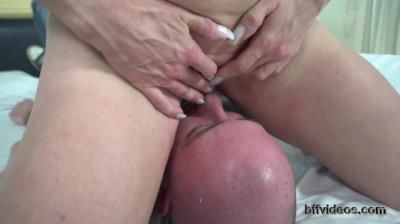 Bff Videos: Mistress Layla - Strong Layla Big Clits Cruel Facesitting - Part 3