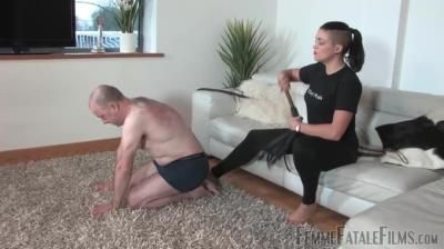 Femme Fatale Films: The Hunteress - Back To Tawse - Part 1
