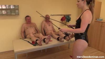 Merciless Dominas: Mistress Inka - Feet Torture