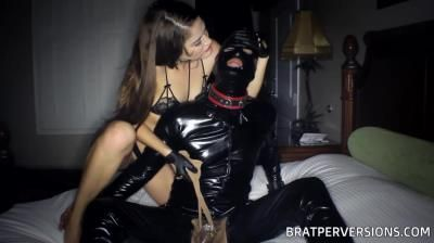 Brat Perversions: Pegging Initiation