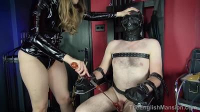 The English Mansion: Goddess Serena - Tormented In The Chair - Part 1
