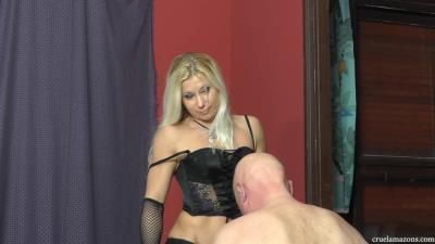 Cruel Mistresses: Mistress Amanda - Shut The Fuck Up