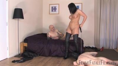 Femme Fatale Films: Mistress Carly - Carlys Cuckold - Complete Film