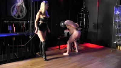 Mistress Nikki Whiplash: Cbt, Nipple Torture And Whipping In The Humbler And Sendep Wl1485