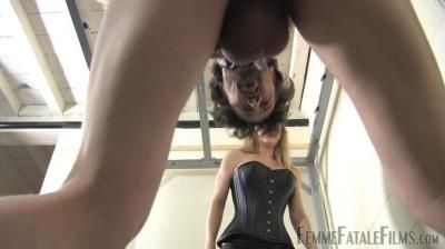 Femme Fatale Films: Ms Nikki - Nikkis Nuts For Busting