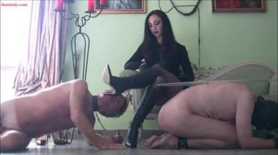 Owk: The Other World Kingdom - Slave For Lady Mephista