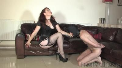 Femme Fatale Films: Mistress Lady Renee - Nipple Reward - Part 1