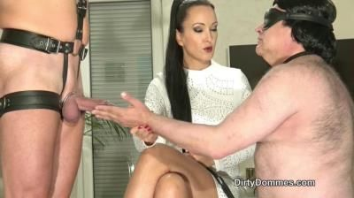 Dirty Dommes: Fetish Liza - Tricked To Suck Cock Part 1