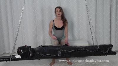 Tease And Thank You: Blake Tangent - A Thorough Chastity Tease