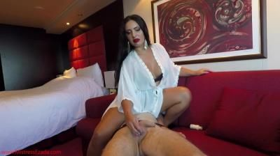 Mistress Ezada Sinn: Disappointing Ruined Orgasm