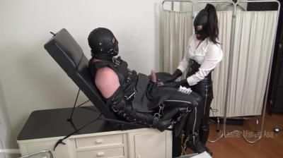 Leather Mistress Asia: C67 - Needle Play - Pa Prep Training - Complete Epic